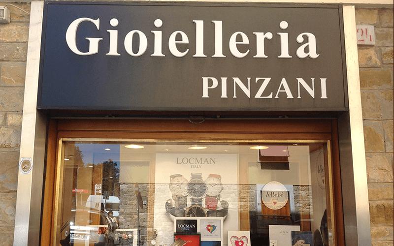 gioielleria Pinzani Firenze