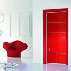 porta rosso
