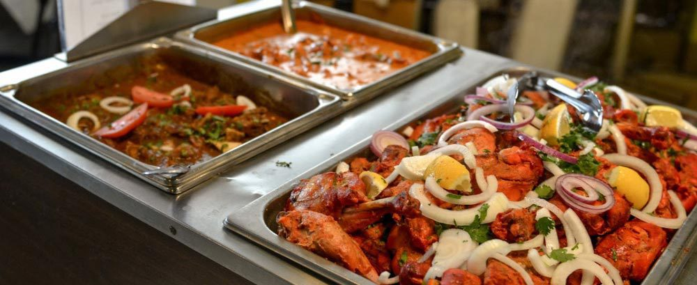 good indian food catering
