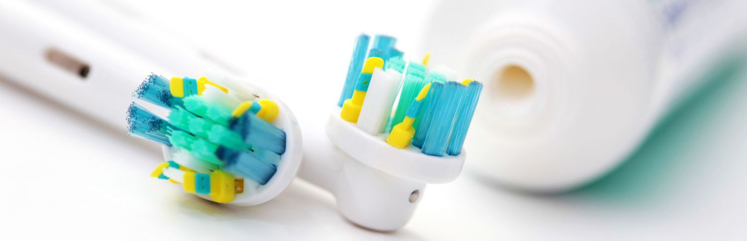 Toothbrushes recommended by our dental practice in Webster, NY