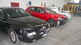Riparazione auto, alfa 166, golf 5, carrozzeria, maggiolone, auto d' epoca