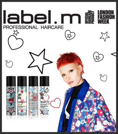 prodotti per capelli label.m