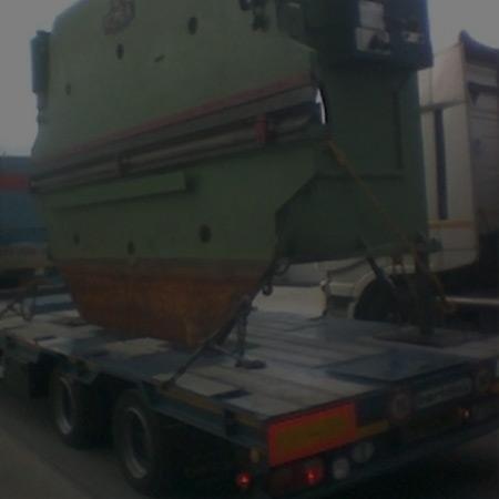 Camion per trasporti eccezionali
