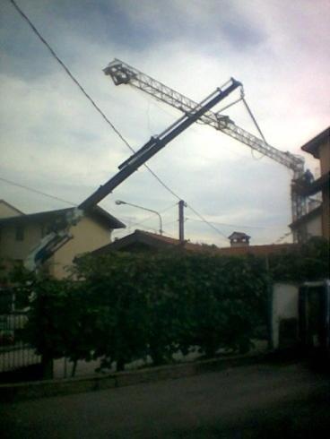 Gru per costruzione