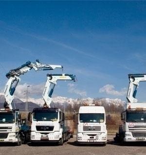 Mezzi trasporto macchinari
