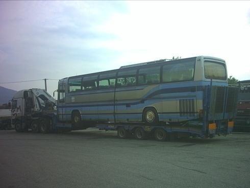 Trasporto e logistica mezzi pesanti