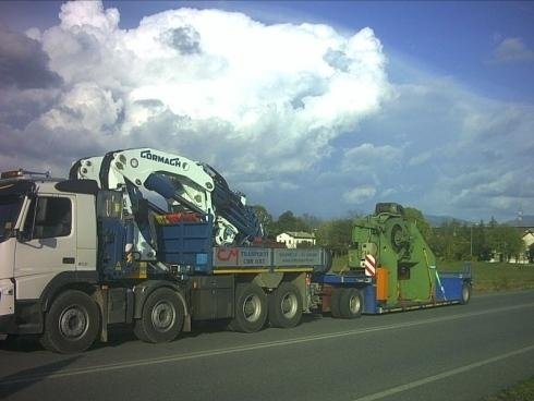 Servizi trasporto automezzi