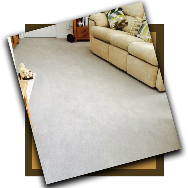Lounge carpet, bedroom carpet, hall carpet and kitchen vinyl.