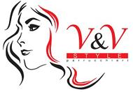 PARRUCCHIERI V&V STYLE-LOGO