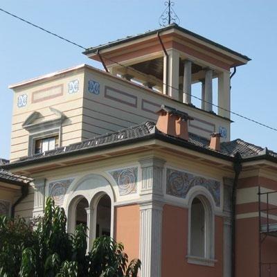 restauro ville storiche