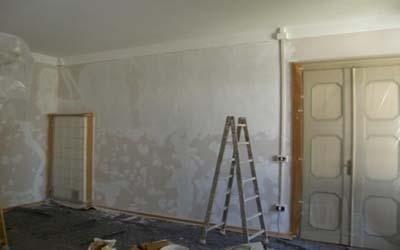 pittura interni