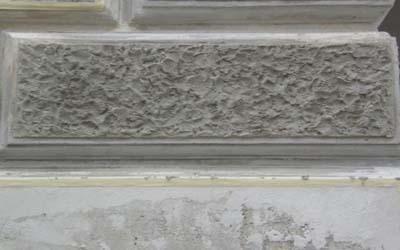 stucco Udine
