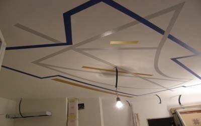 decorazione soffitto
