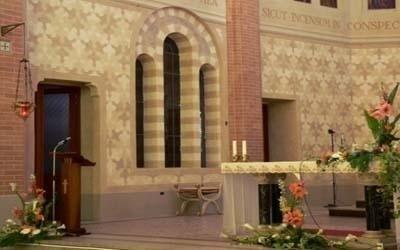 pitturazione esterno chiese