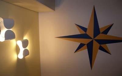 decorazione particolare pareti