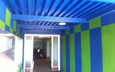 pittura edile interni