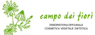 ERBORISTERIA CAMPO DEI FIORI - LOGO
