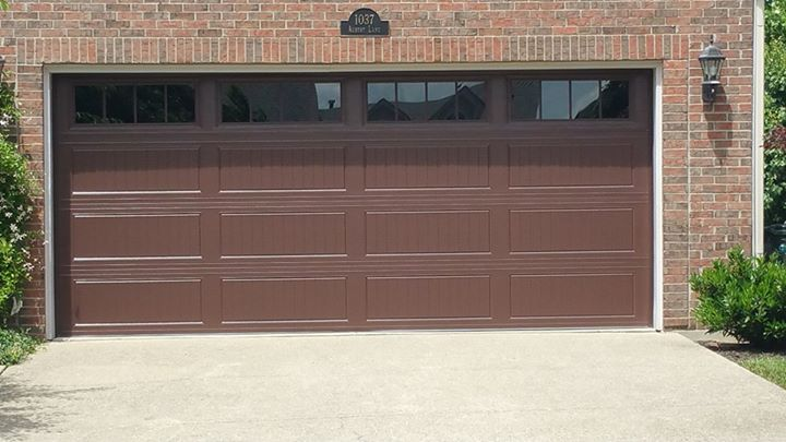 Doorlink brand garage door image