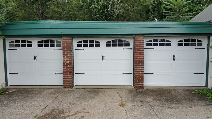 image of a Doorlink garage door