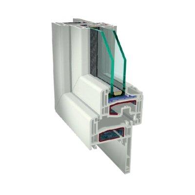 angolo di finestra in 3D