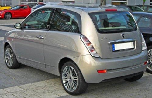 fanale sinistro posteriore di una Ypsilon marchio FIAT