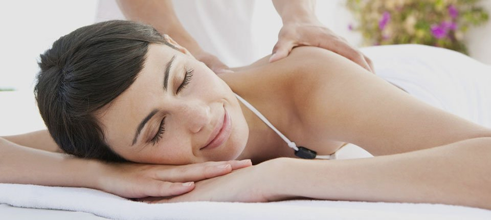 Stress release massage