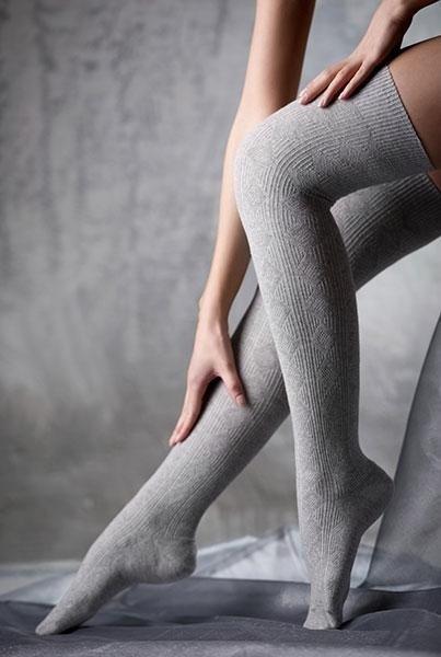 Fornitura calze uomo donna
