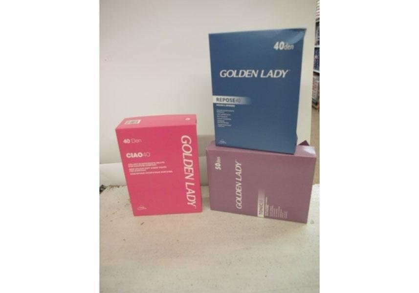 intimo golden lady