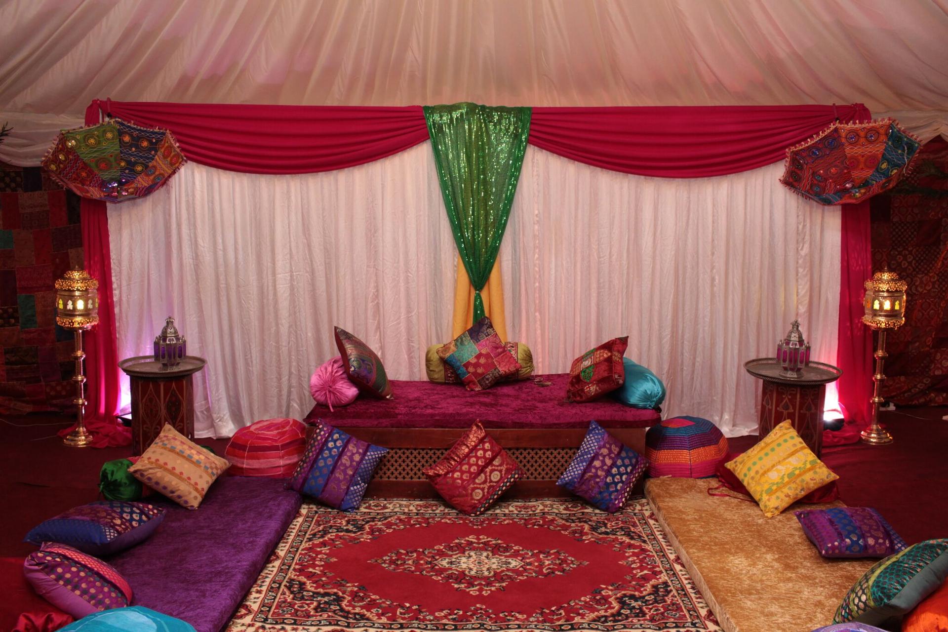 beautifully designed interior