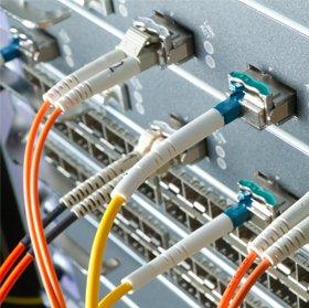 Fibre optic cabling