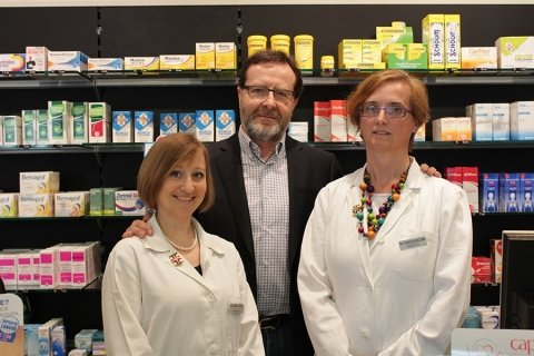 lo staff farmacia pagani