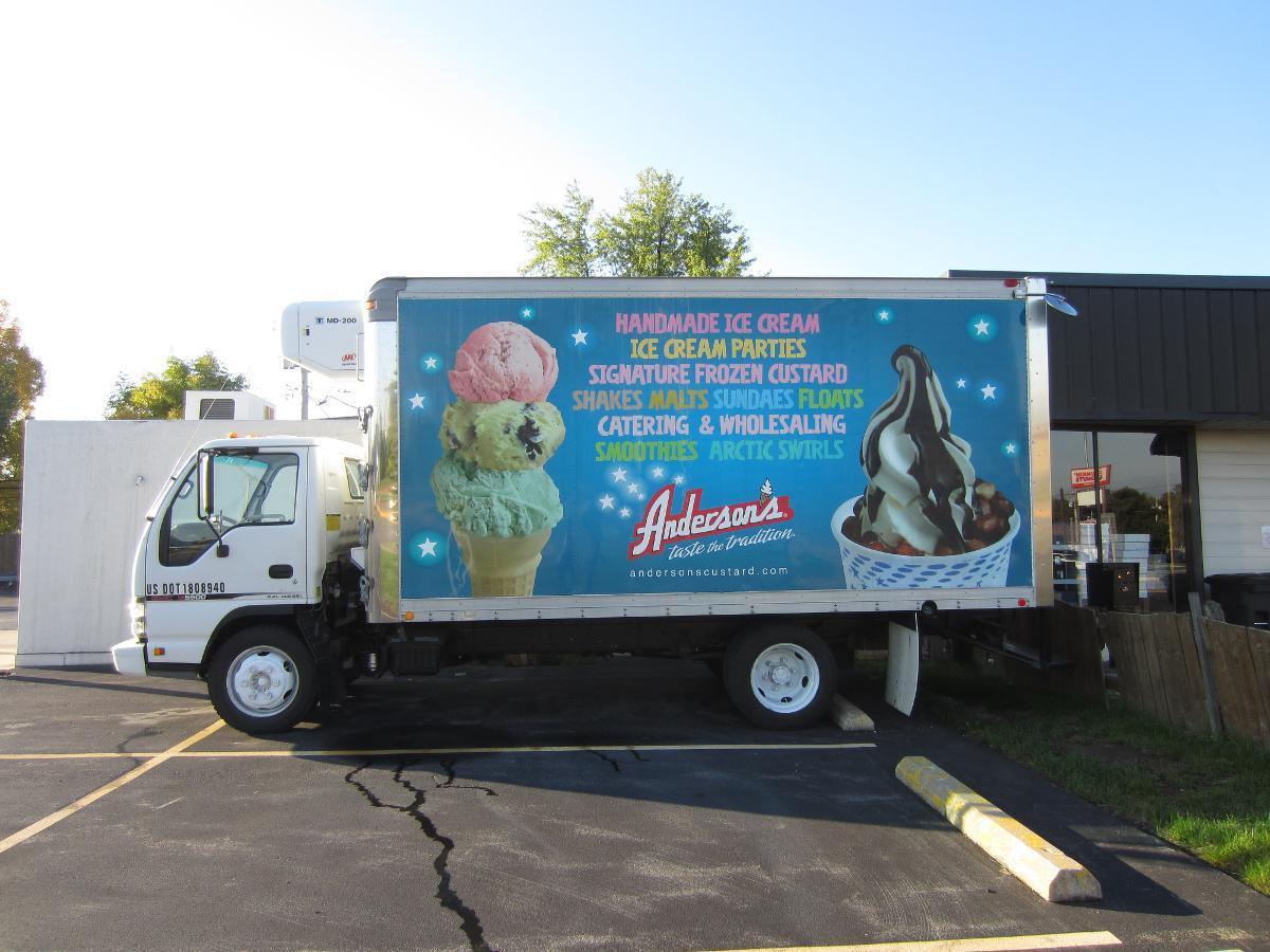 vehicle wraps Buffalo, NY