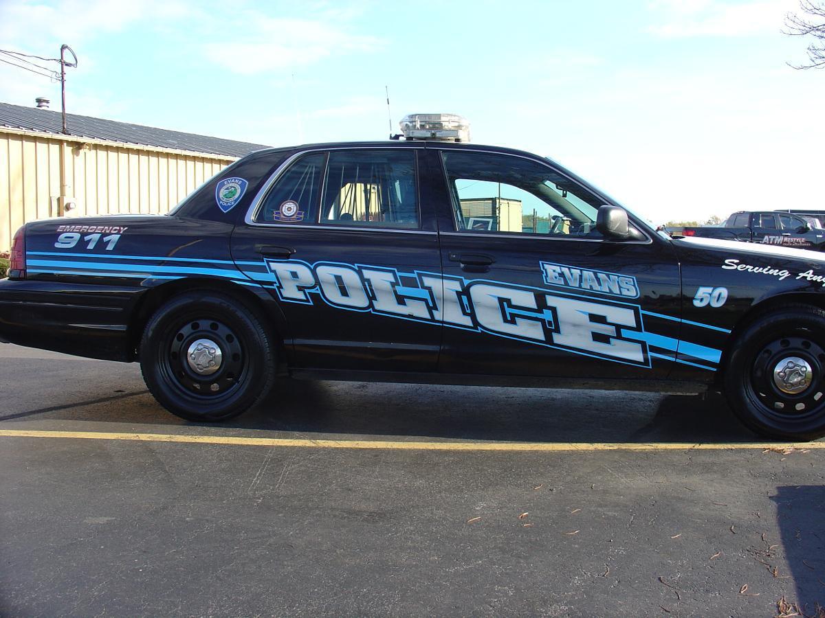 emergency vehicle lights Buffalo, NY