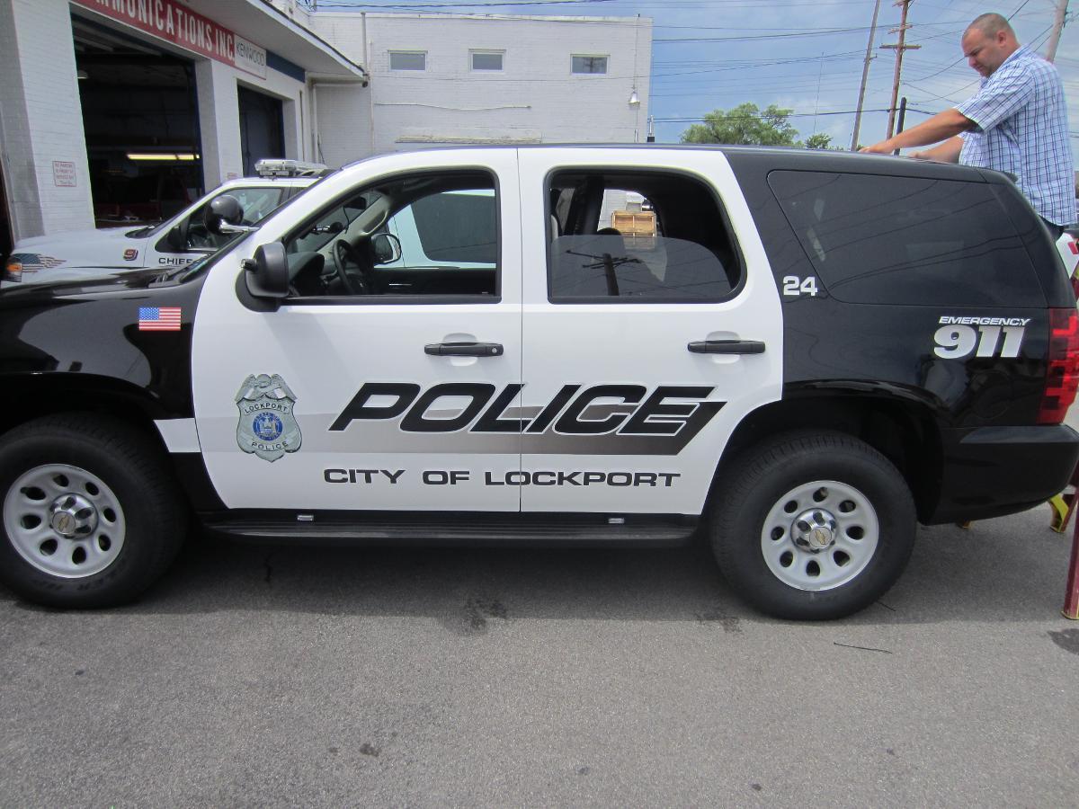 emergency vehicle equipment Buffalo, NY