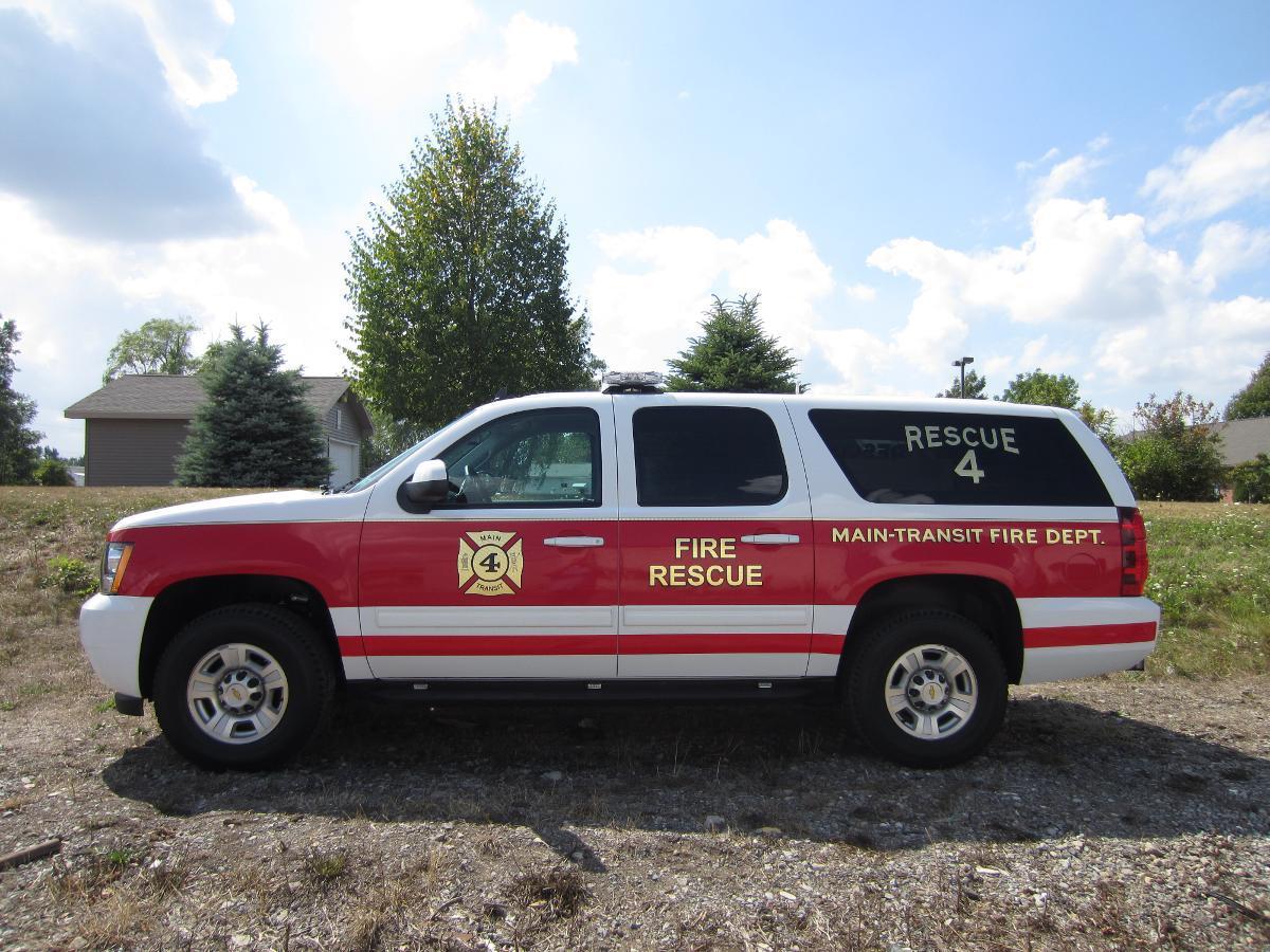 fire pagers Buffalo, NY