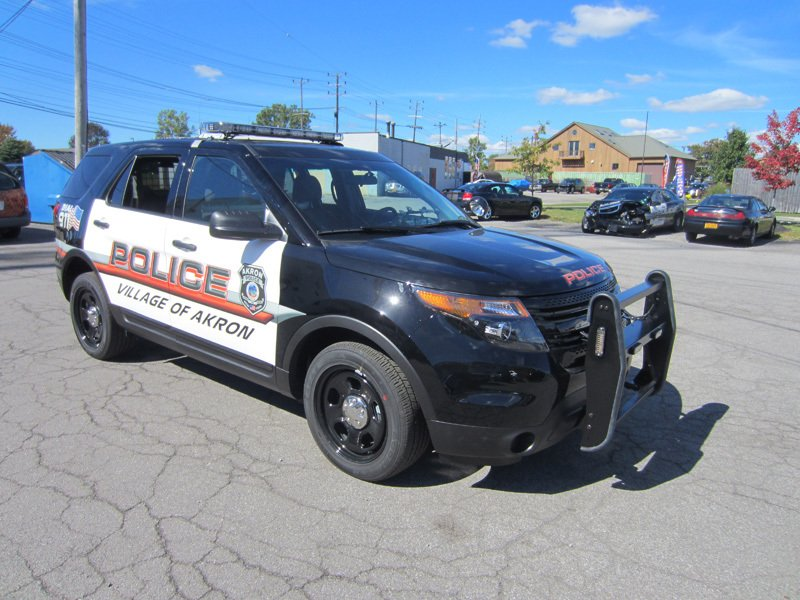 emergency vehicle lights & equipment Buffalo, NY