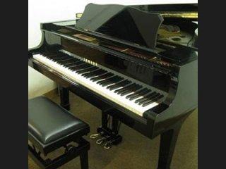 Pianoforte mezzacoda Yamaha