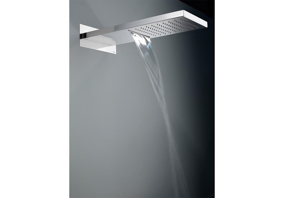 rubinetto per doccia a cascata