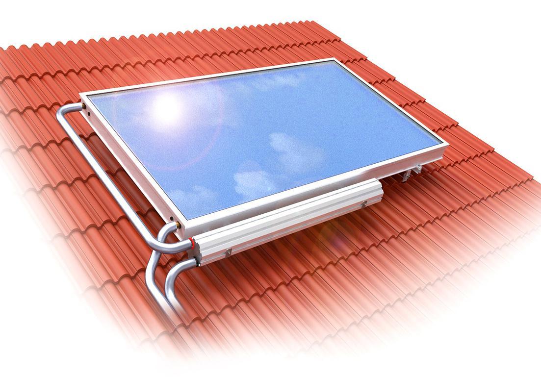 sistema ad pannelli solari