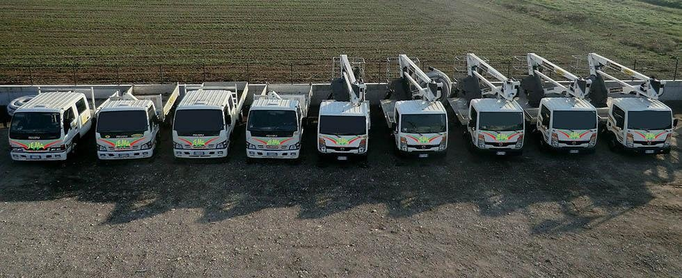 camioncini e rimorchi