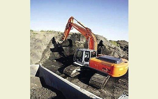 Cingolati escavatori