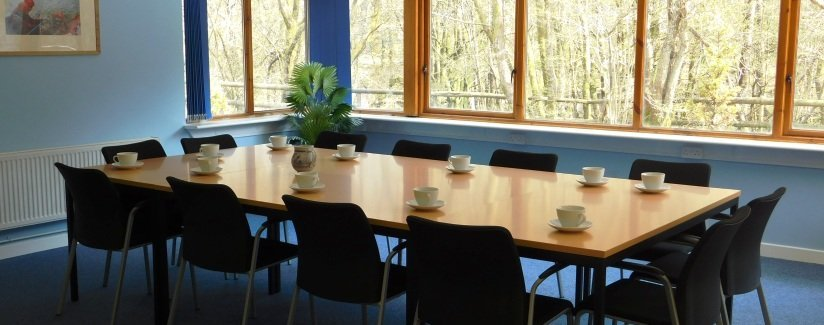 Classroom facilities at the National White Water Centre