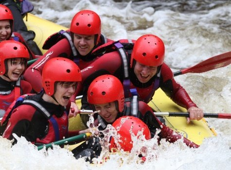 Gift vouchers with the National White Water Centre in Snowdonia