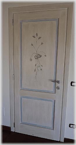 Porte  in stile sardo
