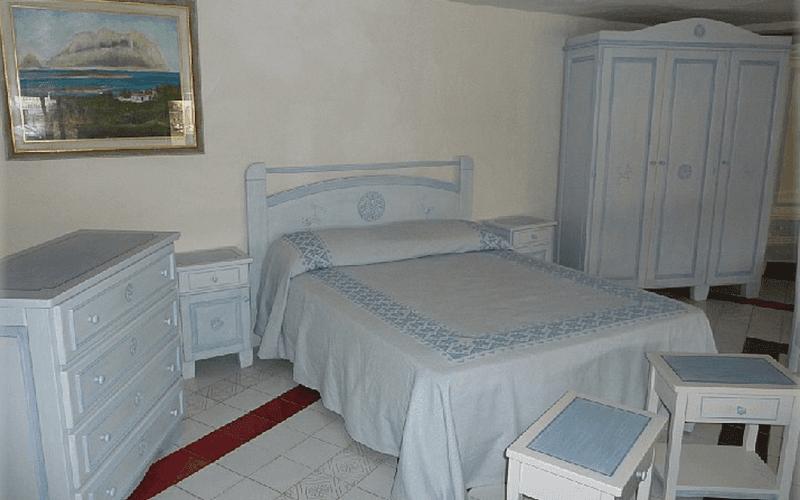 Camera da letto Olbia