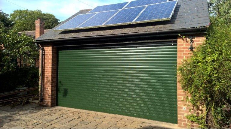 Garage Door Derbyshire Photo Of Attenborough Garage Doors Ltd