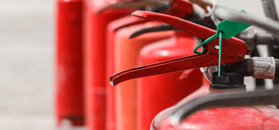 fire extinguisher nob