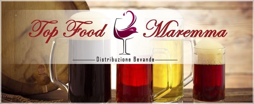 Distribuzione Birre - Top Food Maremma, Grosseto (GR)