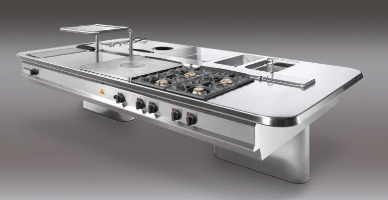 Cucine professionali a Figline e  Incisa Valdarno