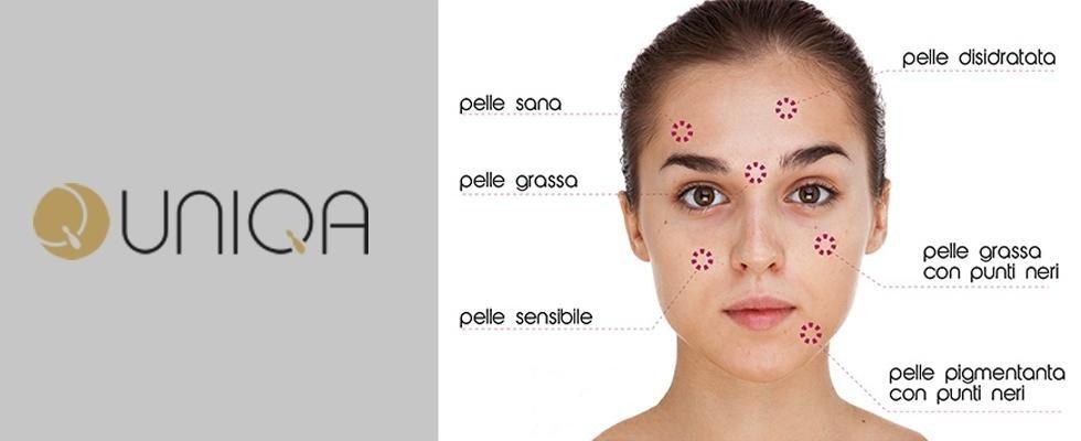 Vitamine per il viso - prodotti Uniqa